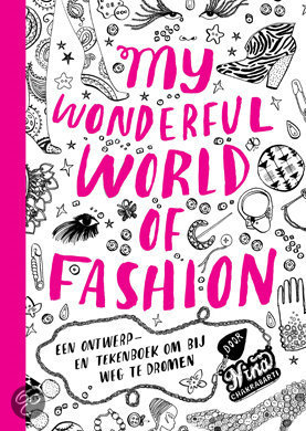 Art – My Wonderful World of Fashion