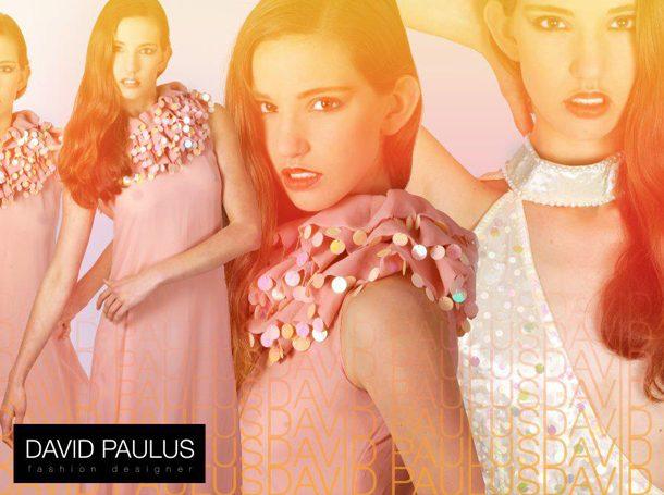 In de spotlight – David Paulus Fashion Designer