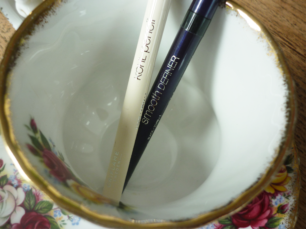 Review – Oriflame Nude KOHL Pencil & Smooth Definer Black