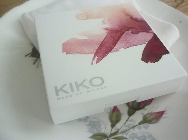 KIKO – Blooming oogschaduw palette