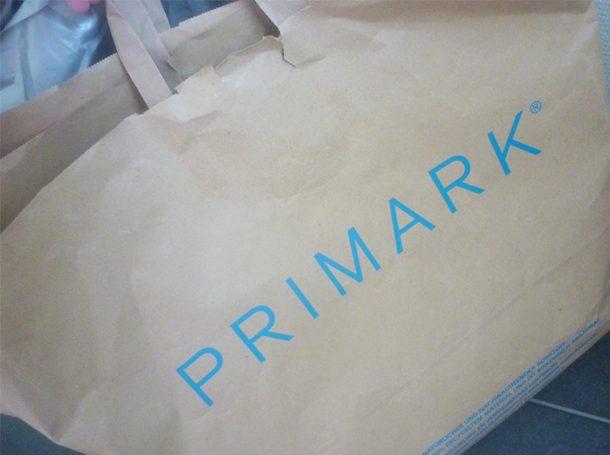 Accessoires shoplog Primark