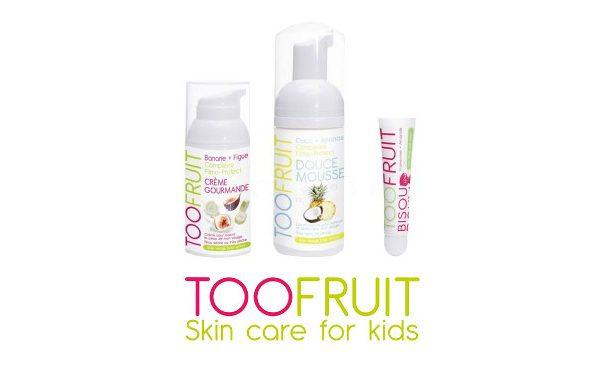 Too Fruit – huidverzorging voor kids!