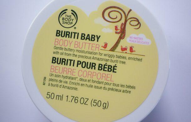 TBS – Buriti Baby Body Butter