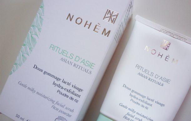 Nohem – Asian Rituals Gezichtscrub
