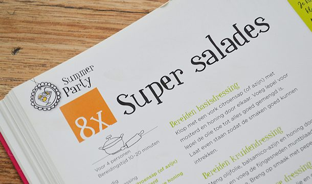 8x Super Simpele Snelle Zomer Salades!