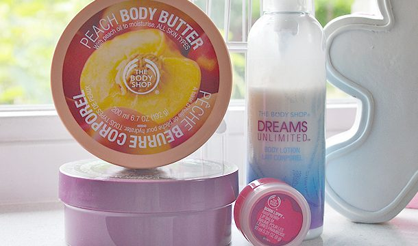 Mijn 4 favoriete The Body Shop spulletjes!