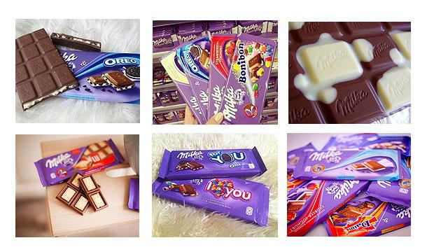 Inspiratie – Milka Chocola over de hele wereld!