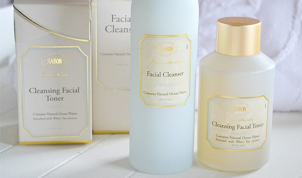 Review Sabon Ocean Secrets gezichtslijn – Facial Cleanser & Facial Toner
