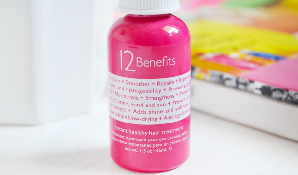12 Benefits Instant Healthy Hair Treatment + Exclusieve Kortingscode!