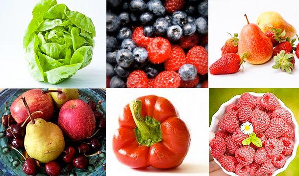 Top 20 van ontgiftende voedingsmiddelen!  Deel 1