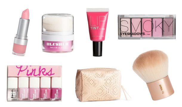 Leuke make-up producten van H&M!
