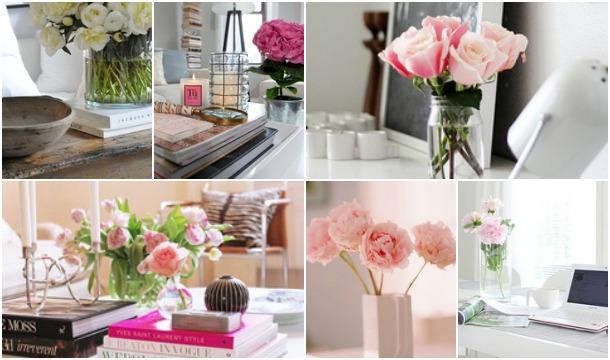 Inspiratie – Bloemen in je interieur!