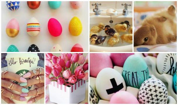 Inspiratie – Vrolijk Pasen!