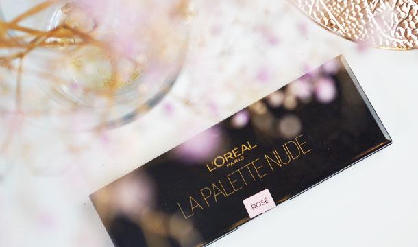 Sneak peek – L'Oréal La Palette Nude
