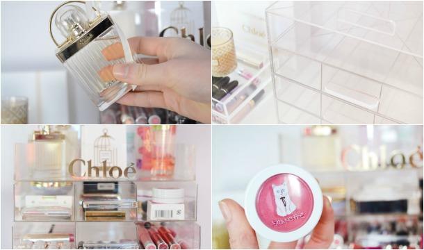 Video || Clear Cube inrichten + Deel Make-up stash!