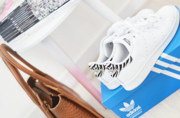 Adidas Stan Smiths Zebra + Inspiratie!