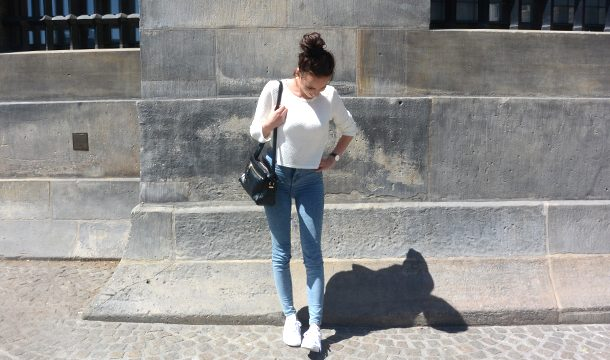 Outfit | Sunny Amsterdam