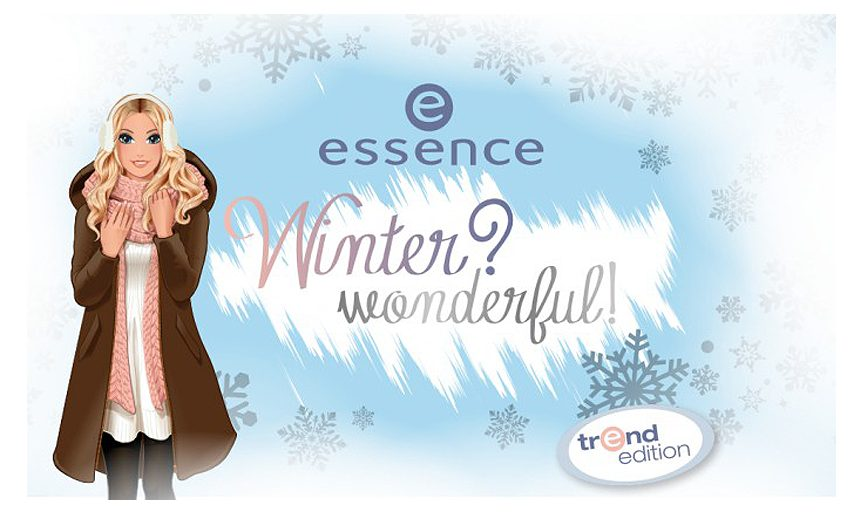 essence trend edition winter? wonderful!