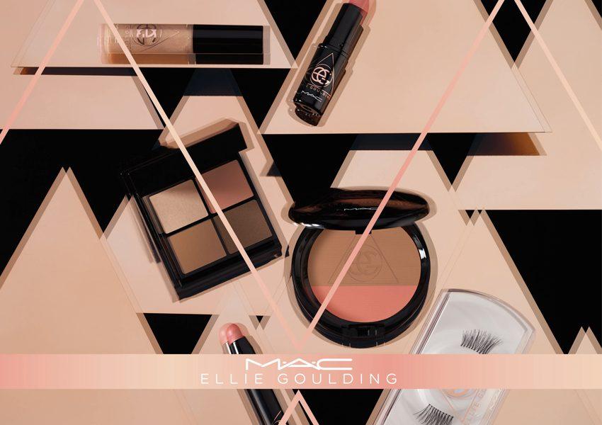 M.A.C Cosmetics – Ellie Goulding