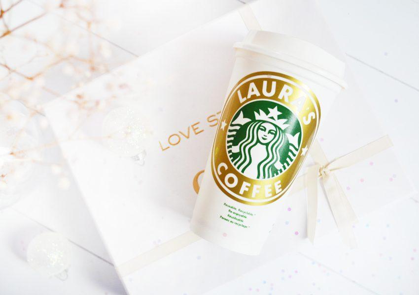Cadeautip   Gepersonaliseerde Starbucks beker!
