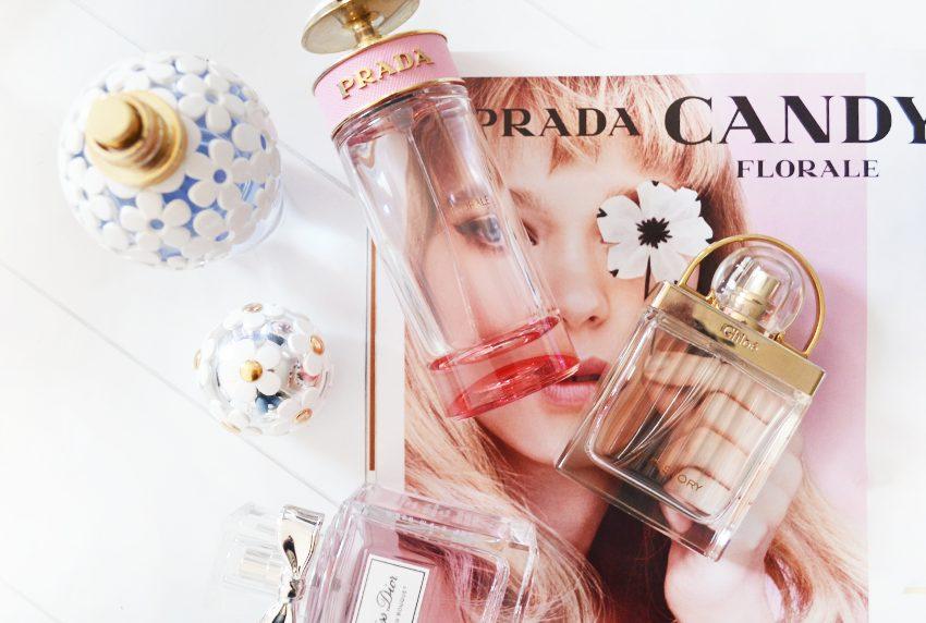 Mijn favoriete parfums!