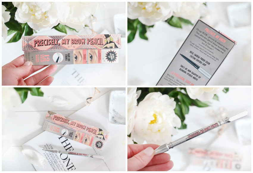 NEW | BENEFIT | Precisely, My brow pencil!