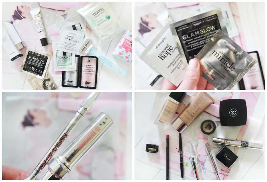 Op vakantie | Wat neem ik mee in mijn make-up tasjes!