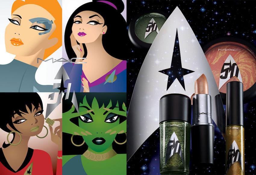 M.A.C Cosmetics | Star Trek