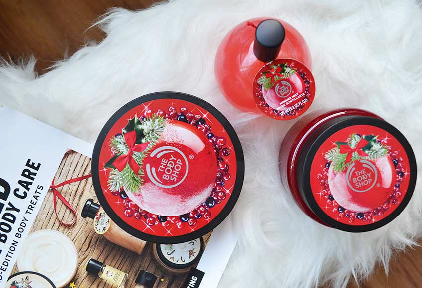 The Body Shop | Frosted Berries