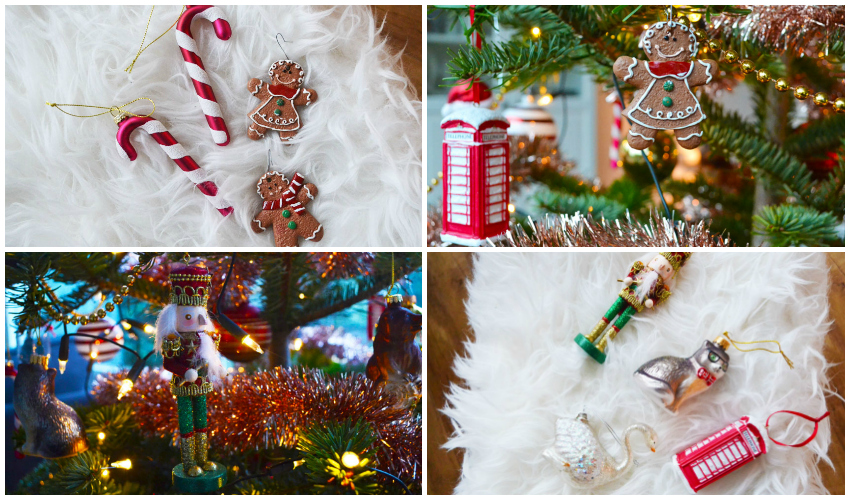 MY LOVELY CHRISTMAS TREE ORNAMENTS!