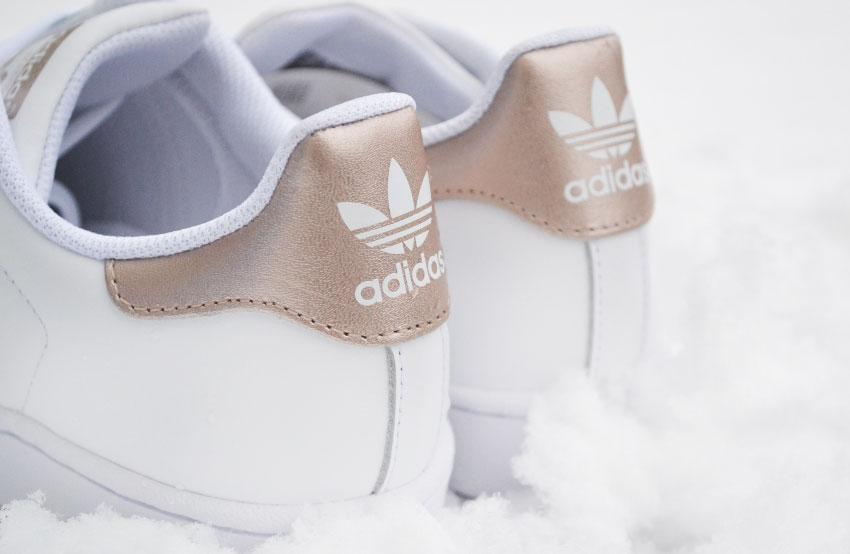Adidas | Rosé Meets Winter Wonderland