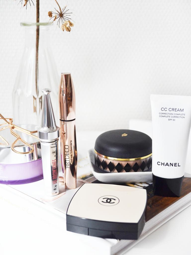 5 dagelijkse make-up essentials!