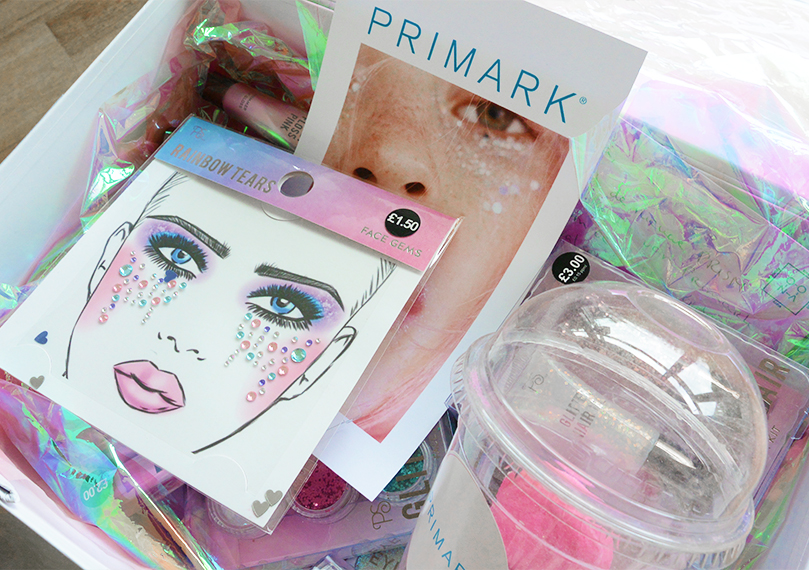 Primark Beauty Pakket | Unboxing
