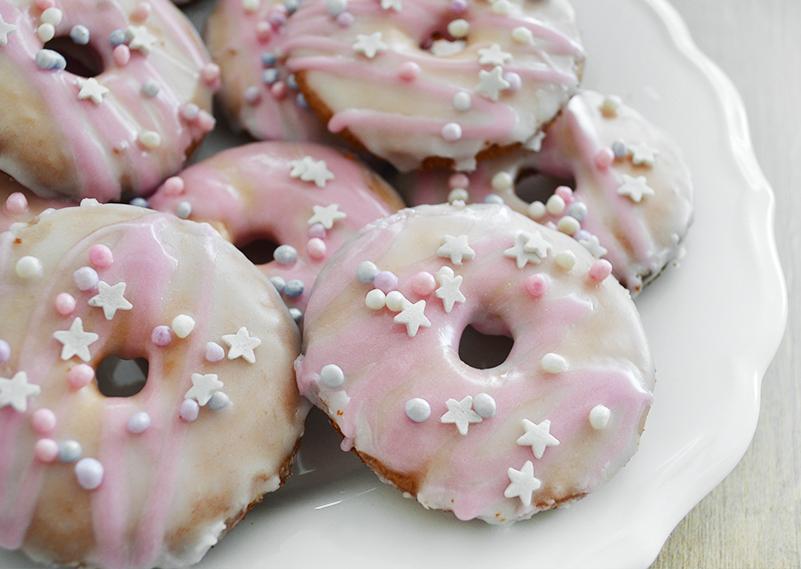 Magical Donut cakjes!