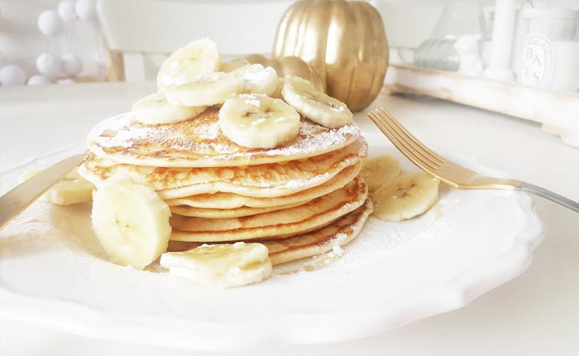 Recept luchtige pancakes!