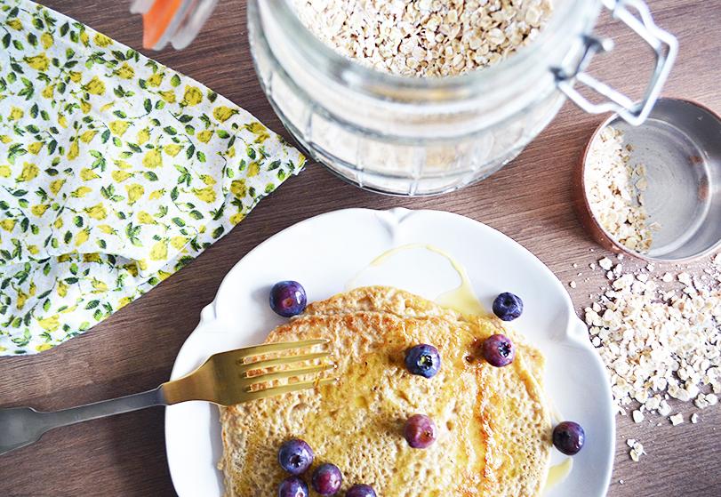 Recept | Havermout pannenkoekjes!