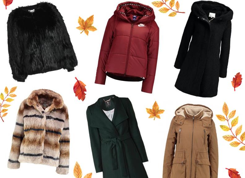 Opzoek naar de perfecte winterjas! Mijn favorieten!