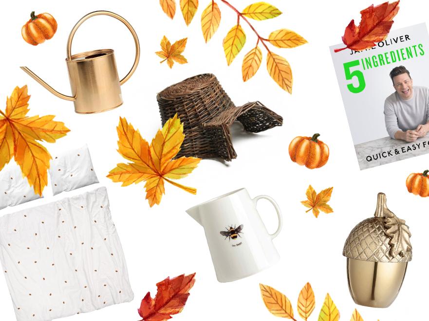 Wishlist | Leuke dingen voor de herfst!