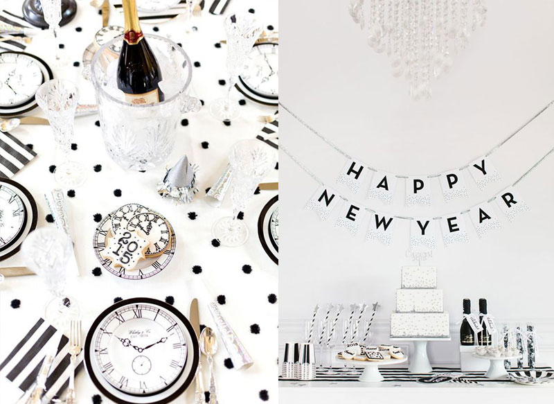 New Year's Eve Party ideas!