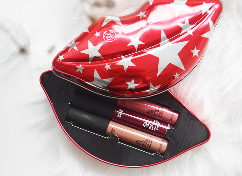 HOUSE OF HOLLAND x THE BODY SHOP | Lip collectie!