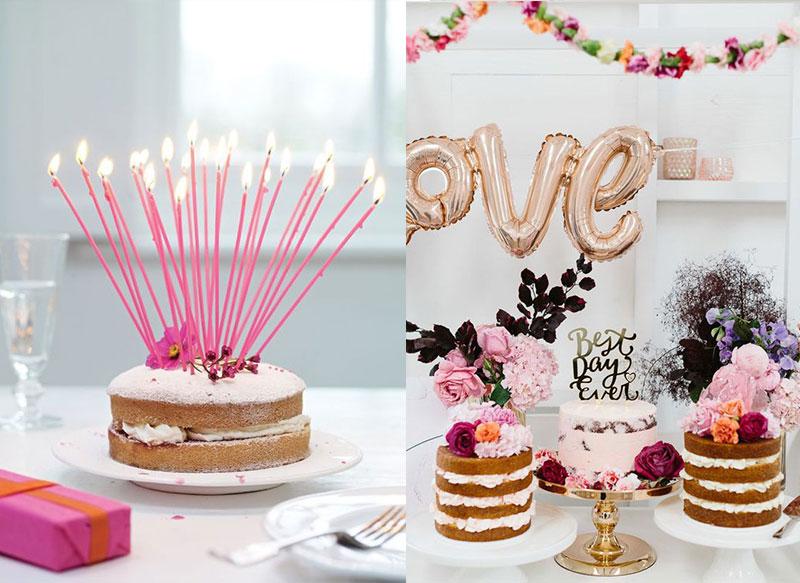 Inspiratie voor mijn verjaardag!