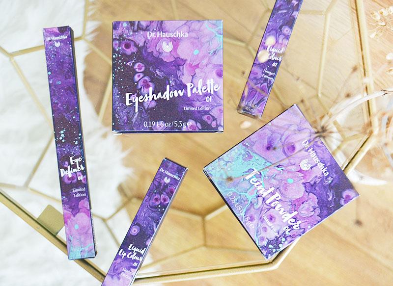 Dr. Hauschka   Purple Light collectie!