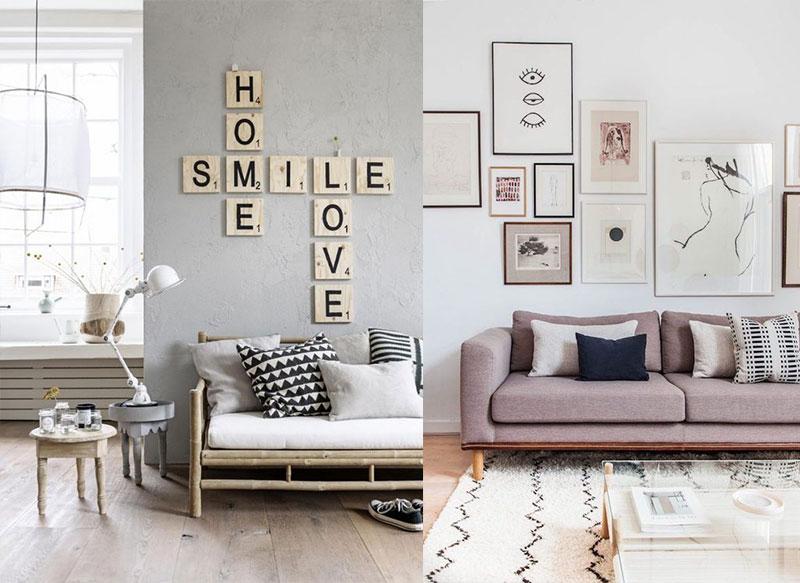 Interieur Herfst Inspiratie : Interieur wat hang je aan de wand laura louise