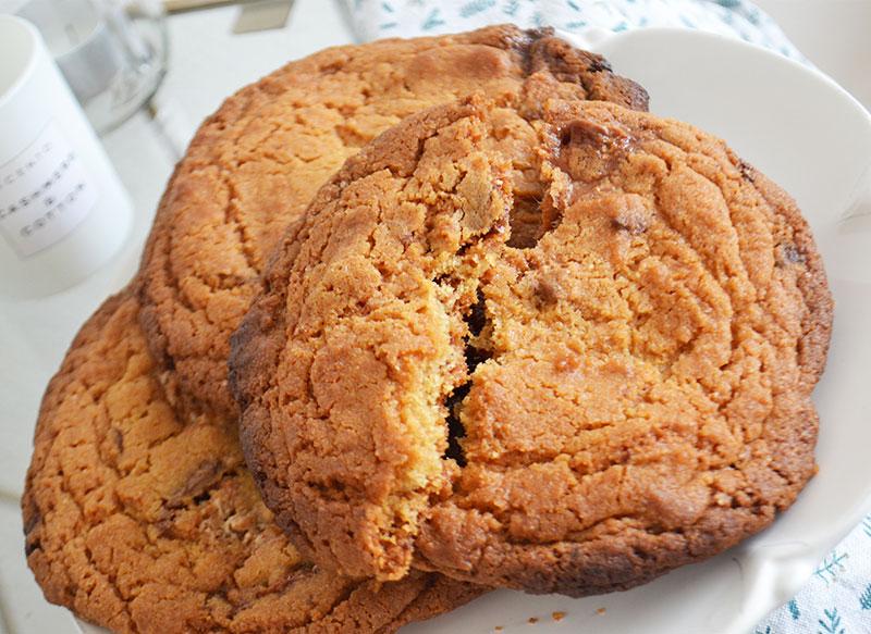 Recept | Tanya Burr Snickers Cookies!