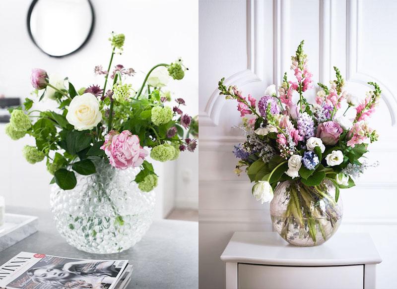 Inspiratie | Bloemen in huis!