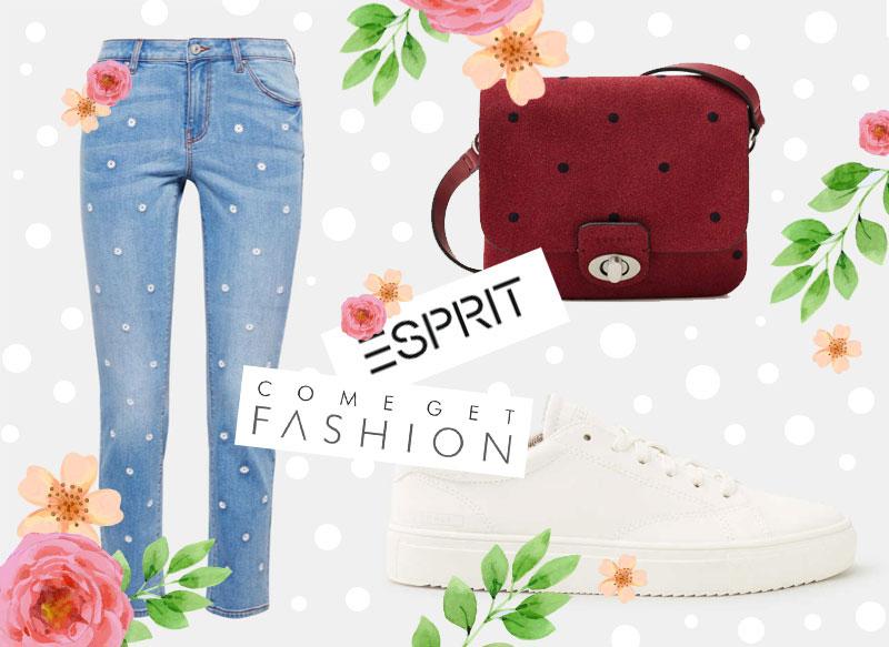 Fashionable items voor het voorjaar!