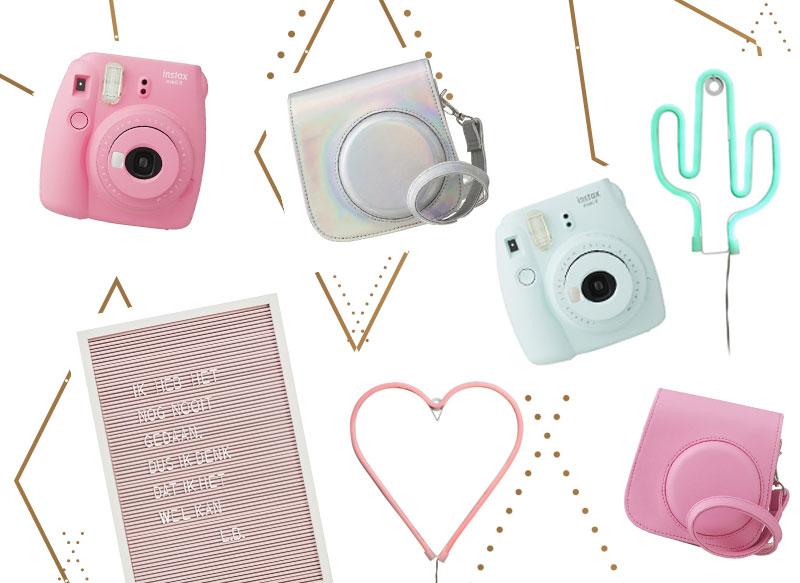 Instagram proof gadgets!