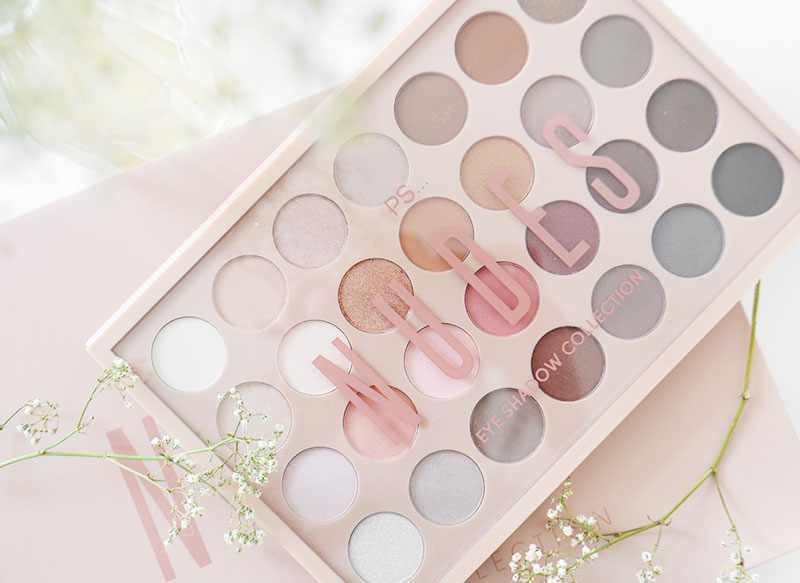 PRIMARK Nudes collectie | Eyeshadow palette