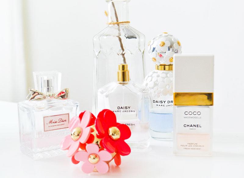 Mijn favoriete lente/zomer parfums!