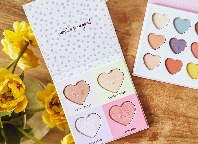 Primark | K-POP Sweet Cheeks & Sugar Rush palette